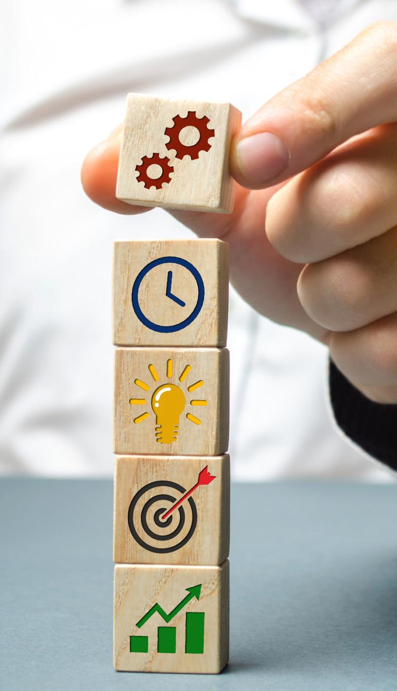 small business marketing goals